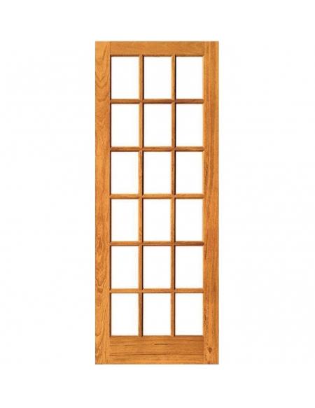 Porta Bicanga Vidrinho - Angelim-pedra
