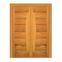 Porta Dupla de Abrir Pavuna